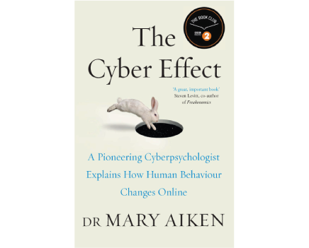 Cover photo of The Cyber Effect