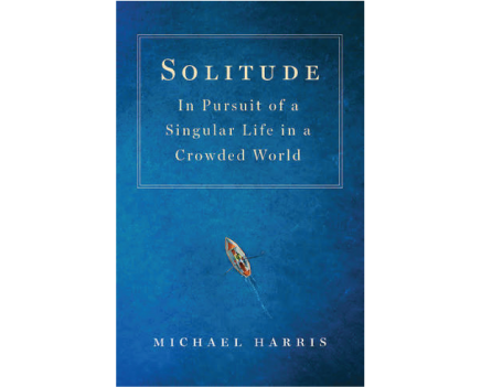 Cover photo of Solitude Book