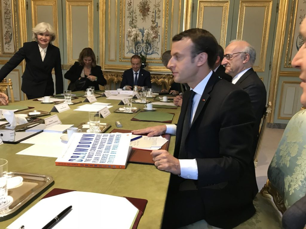 Macron Drawdown