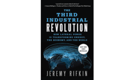 The Third Industrial Revolution Revisited: Part One