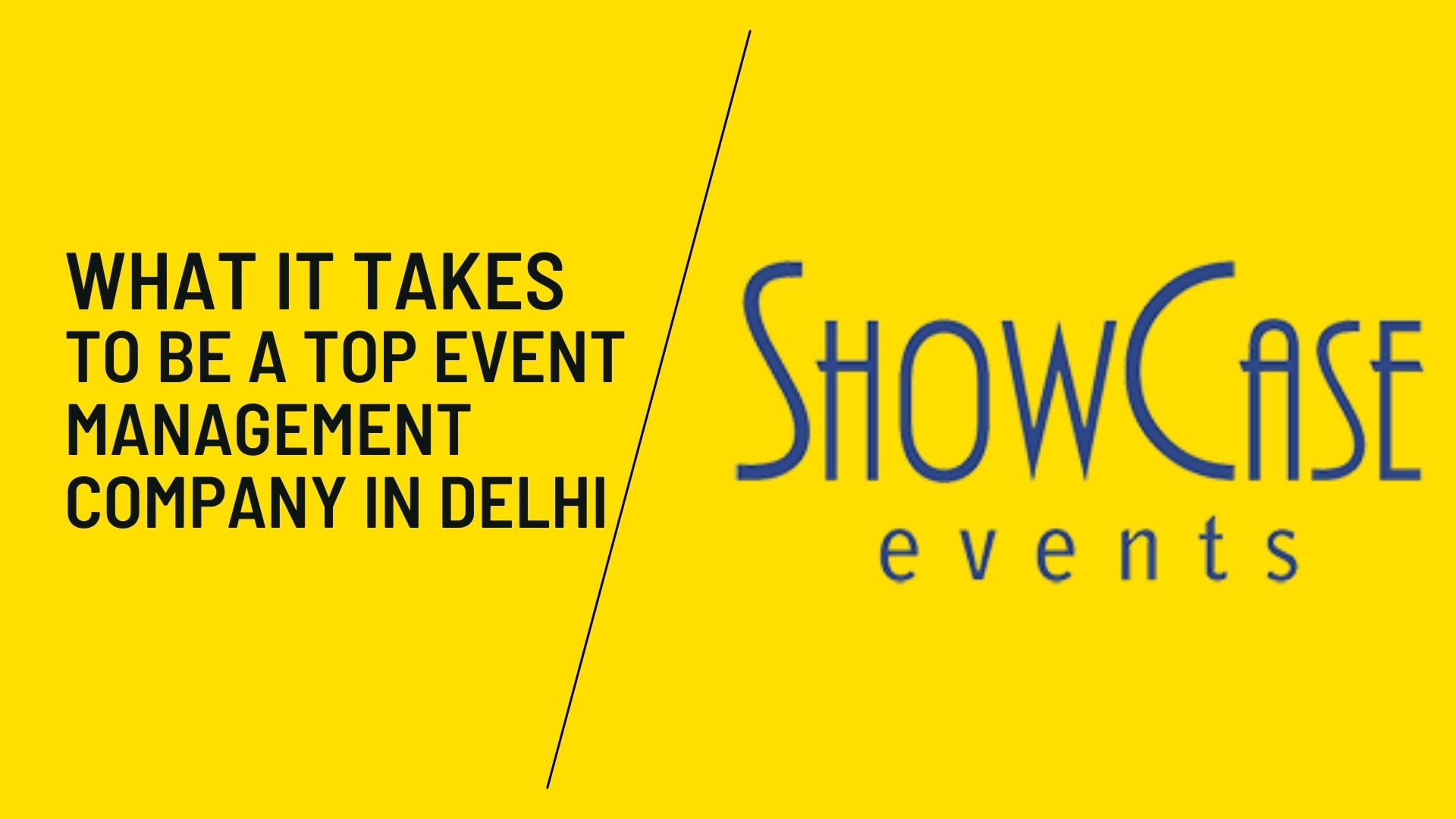 What It Takes To Be A Top Event Management Company in Delhi