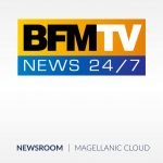 License renewal with BFMTV for the Hoozin Digital Workplace Software