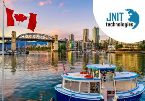 We have opened a JNIT Technologies (Canada) in Oct'2019.