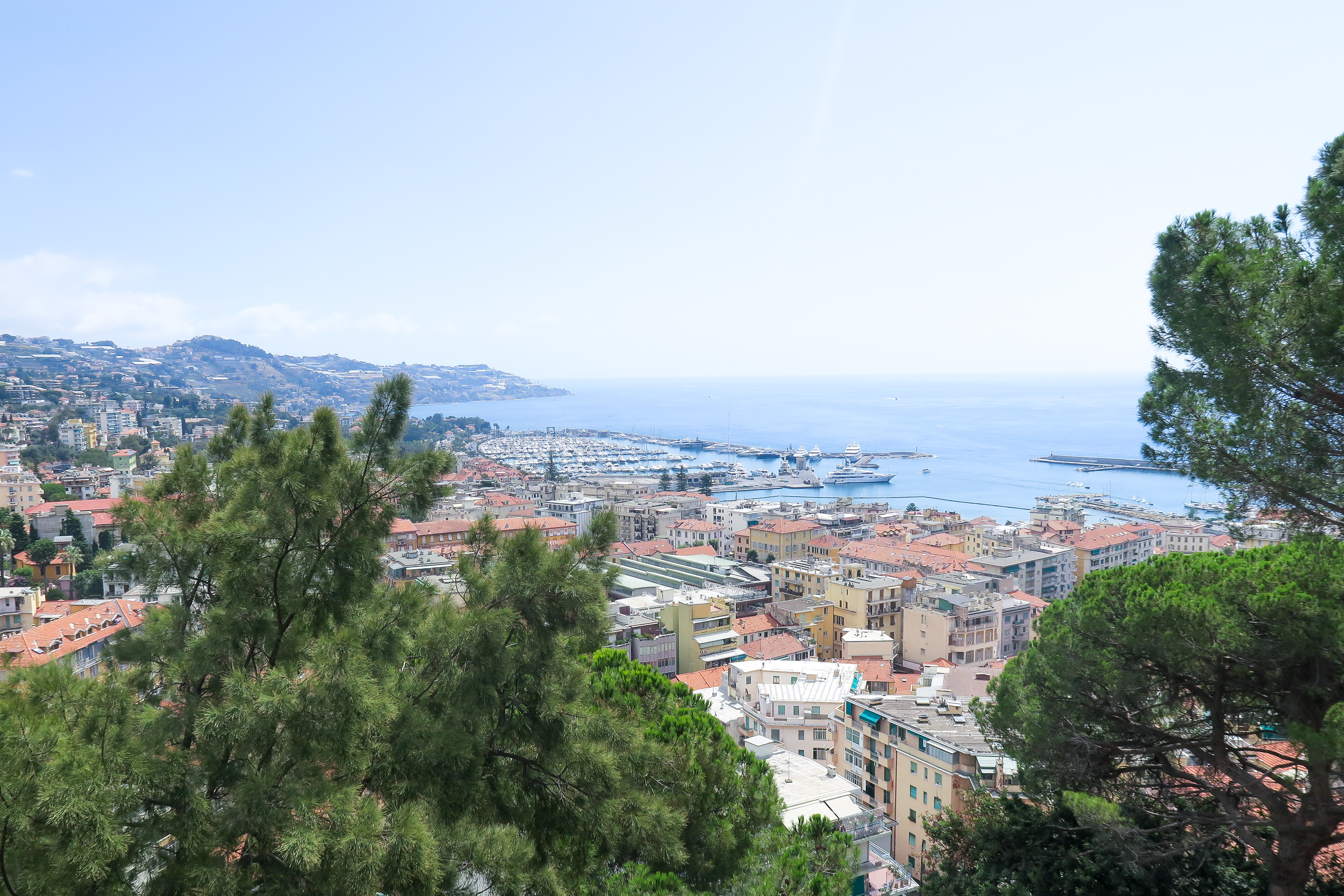 San Remo. Travel Diary by Rosie Andre. (Italy, Italian Riviera, holiday, vacation, photographs, casino, wanderlust, travel, explore, discover, food, harbour, church, architecture)