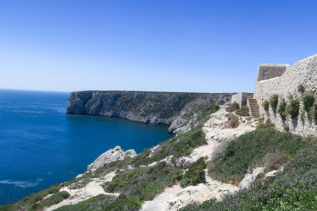 Cabo Sao Vincente, Portugal Travel Diary & Blog by Rosie Andre (Algarve, wanderlust, travel, destination, vacation, holiday, summer, europe, guide, towns, city, landscape, travel photo, photography, day trip, beach, history, family, globe trotter, traveller, traveler, travel blogger)