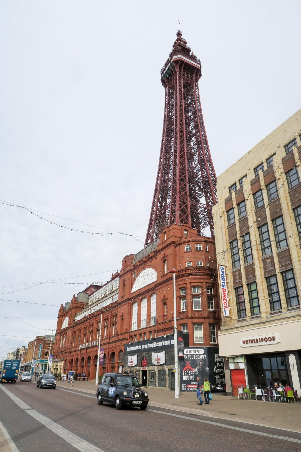 Blackpool Travel Diary & Blog by Rosie Andre (England, UK, United Kingdom, North, Northern, Manchester, Liverpool, Lancashire, Tower, Pleasure Beach, Illuminations, Destination, Staycation, Wanderlust, Photo, Photography)