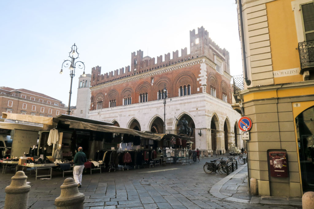 Piacenza, Italy. Travel Diary & Blog by Rosie Andre. (wanderlust, travelling, road trip, italian pasta, lunch, church, piazza, palace, architecture, food porn, foodie, carbonara, photographs, photo, advice, guide, to do and see)