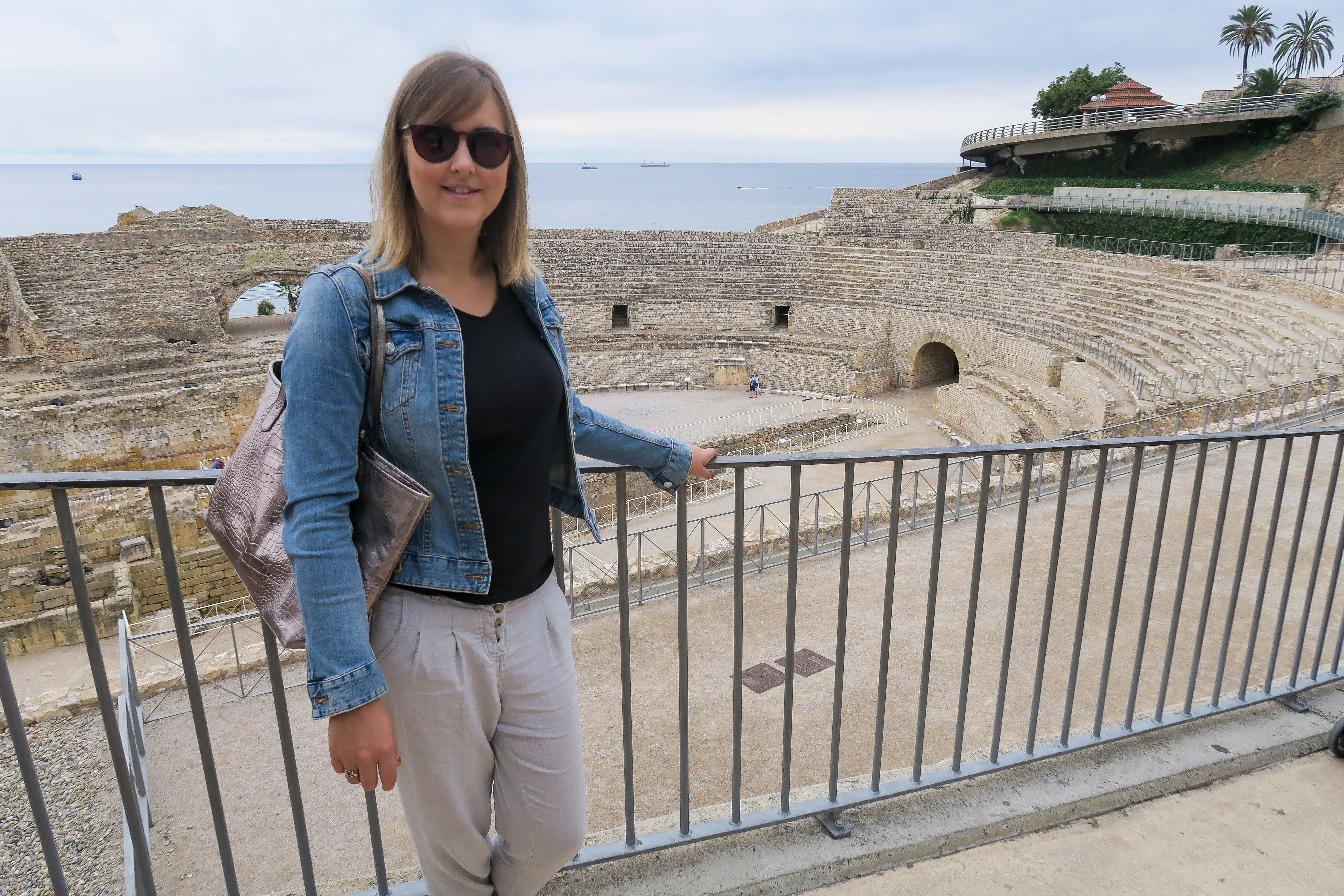 Tarragona, Spain. Travel Diary & Blog by Rosie Andre (Catalan, Catalonia, Catalunya, Spanish, Roman Ruins, Amphitheatre, Walls, History, Information, Europe, Wanderlust, Photo, Photography, Photographs, Info, Architecture, Cathedral, Church, Referendum, Independence, Food, Castell, Tradition, Summer, Holiday, Vacation, Warm, Day Trip, Guide, To Do & See)