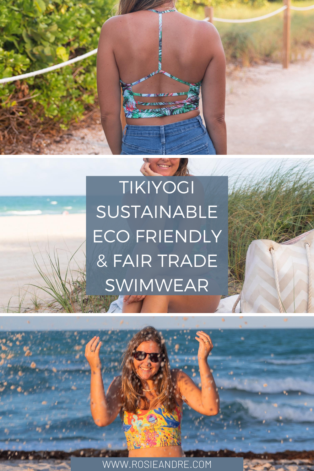 Rosie Andre - TikiYogi (eco friendly fashion, sustainable fashion, fair trade fashion, eco friendly swimwear, sustainable swimwear, fair trade swimwear, Bali brand, swimwear, eco conscious, eco friendly living, eco friendly products)