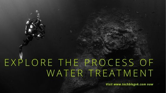 PROCESS OF WATER TREATMENT