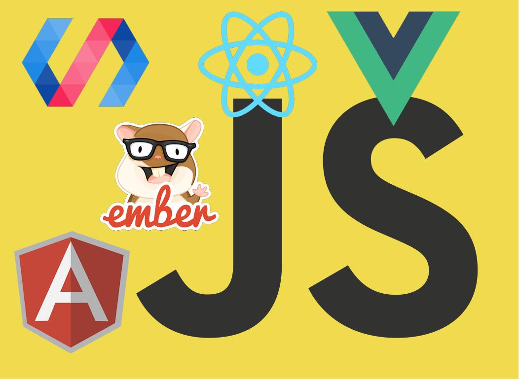 Top 5 Javascript Frameworks to work in 2017