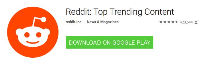 Android Reddit