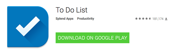 Android To Do List