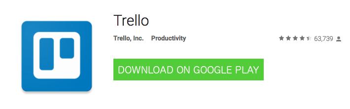 Android Trello