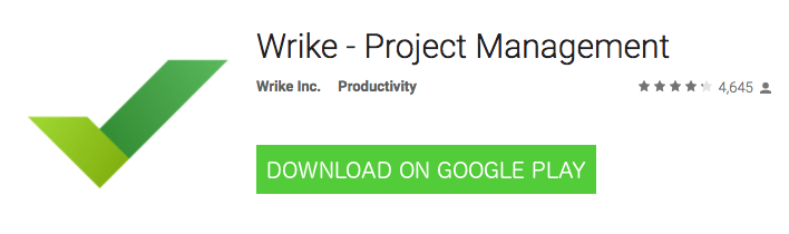 Android Wrike