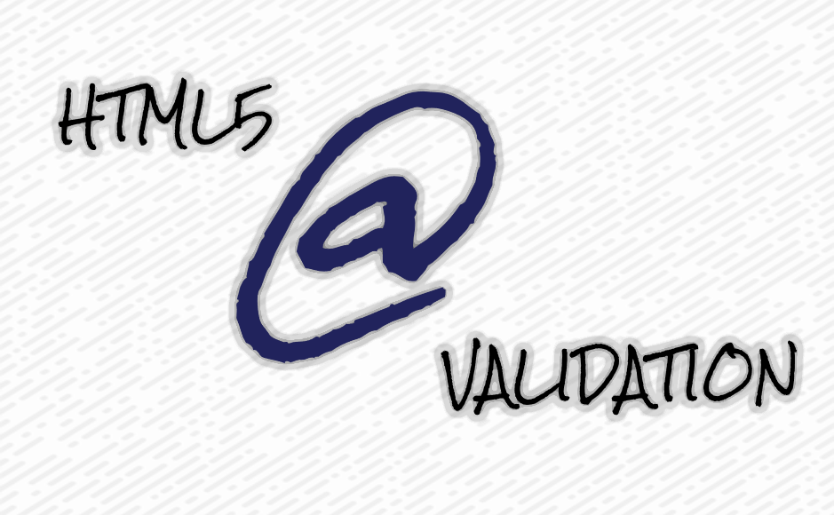 HTML5-Email-Validation
