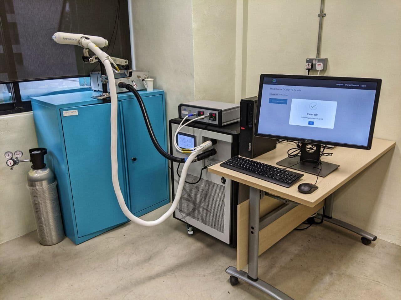 Breathonix Breath Station