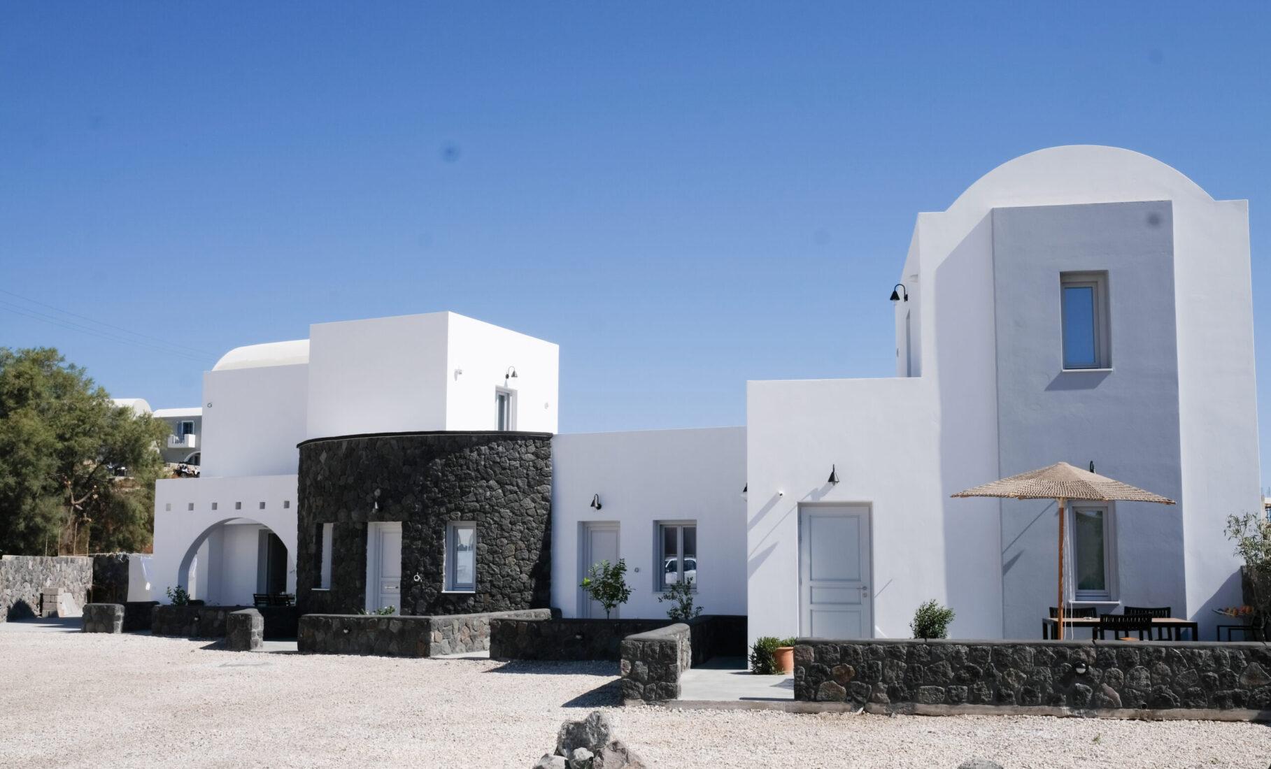 Alafropetra Luxury Suites -Outdoor
