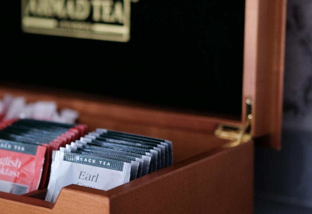 Alafropetra Luxury Suites 2 - Tea flavours