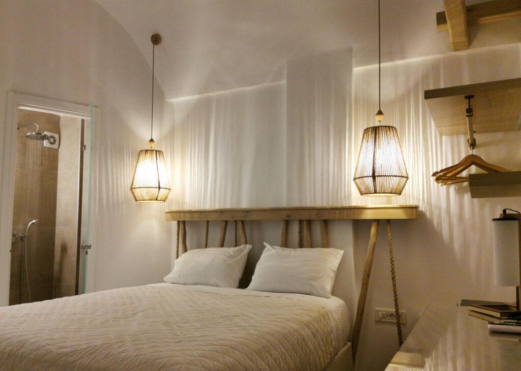 Alafropetra Luxury Suites 4 - Master bedroom