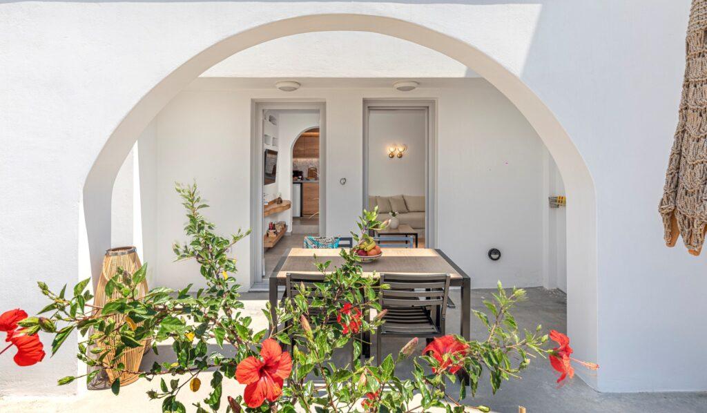 Alafropetra Luxury Suites - Suite 1 - Patio