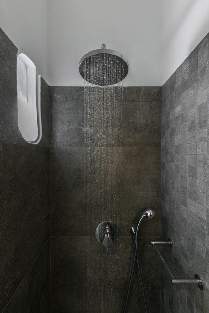 Alafropetra Luxury Suites - Suite 1 - Shower