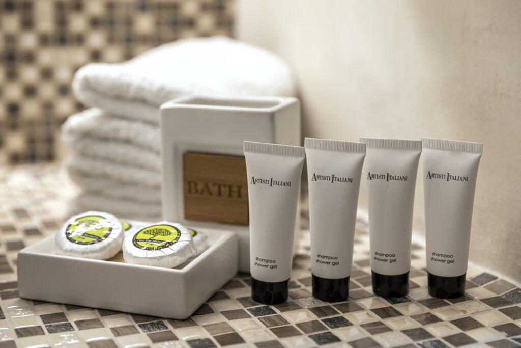 Alafropetra Luxury Suites - bathroom