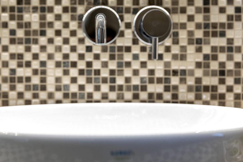 Alafropetra Luxury Suites - Suite 1 Master bathroom
