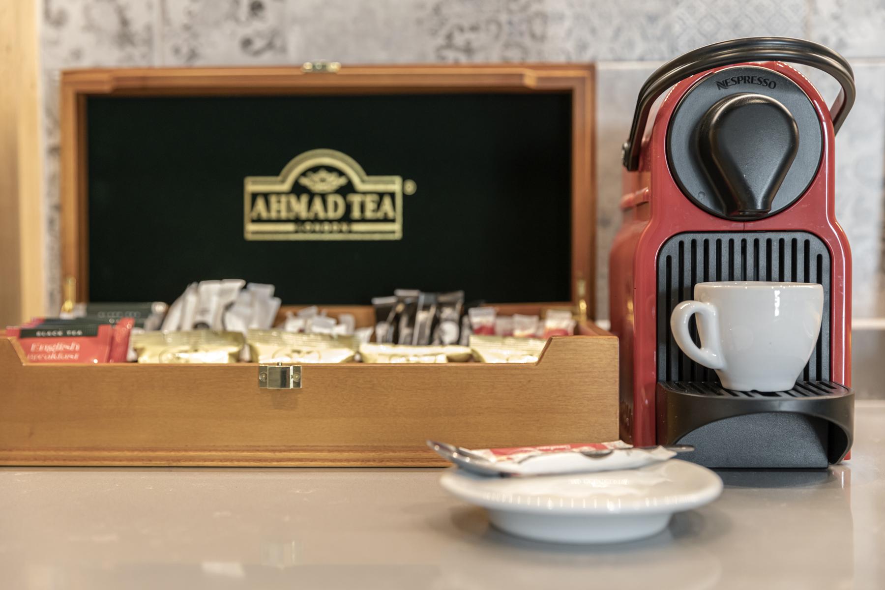 Alafropetra Luxury Suites - Coffee utensils