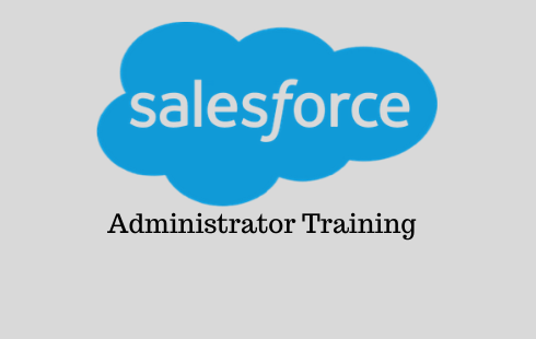 Salesforce Administrator online training