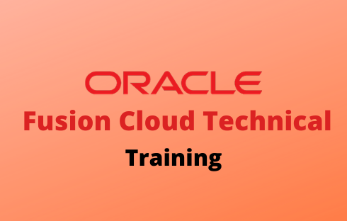 Oracle Fusion Cloud Technical Online Training
