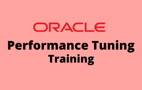 Oracle Performance Tuning Online Training
