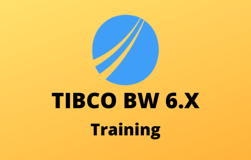 Tibco BW 6.X Online Training