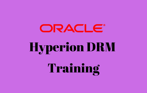 Hyperion DRM Online Training