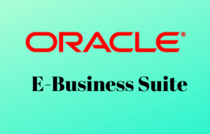 Oracle EBS Online Training