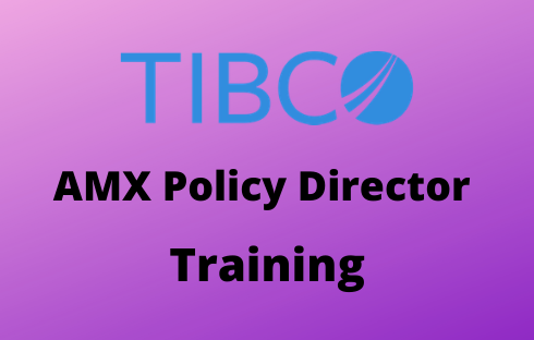 TIBCO AMX Policy Director Online Training