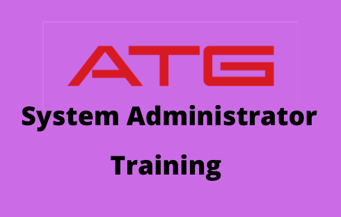 ATG System Administrator Online Training