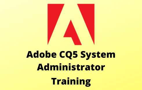 Adobe CQ5 System Administrator Online Training