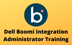 Dell Boomi integration administrator online training (1)