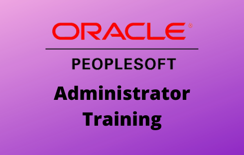 Oracle Peoplesoft Admin Online Training