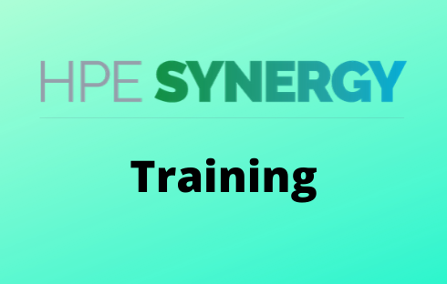 HPE Synergy Online Training