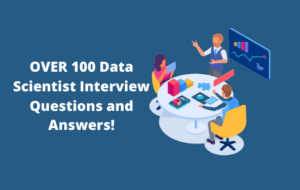 Data science interview questions 1