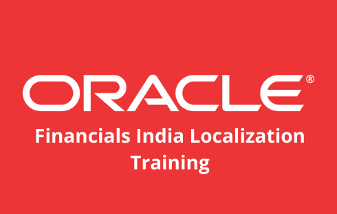 oracle financials india localization training