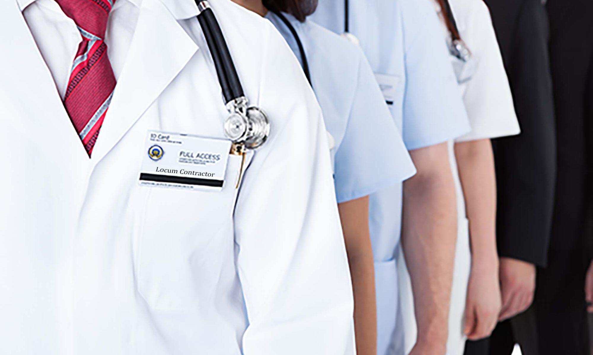 ihpa medical team locum contractor