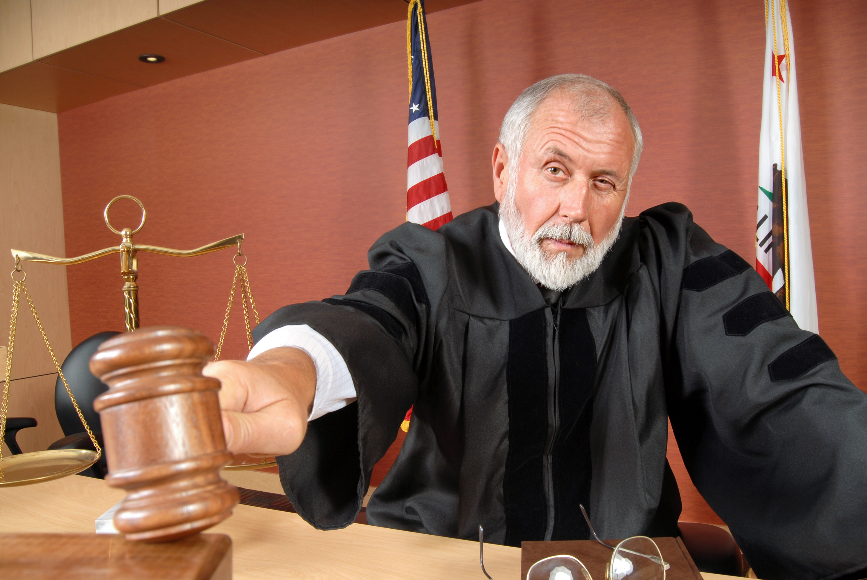 judge dreamstime_l_5084885