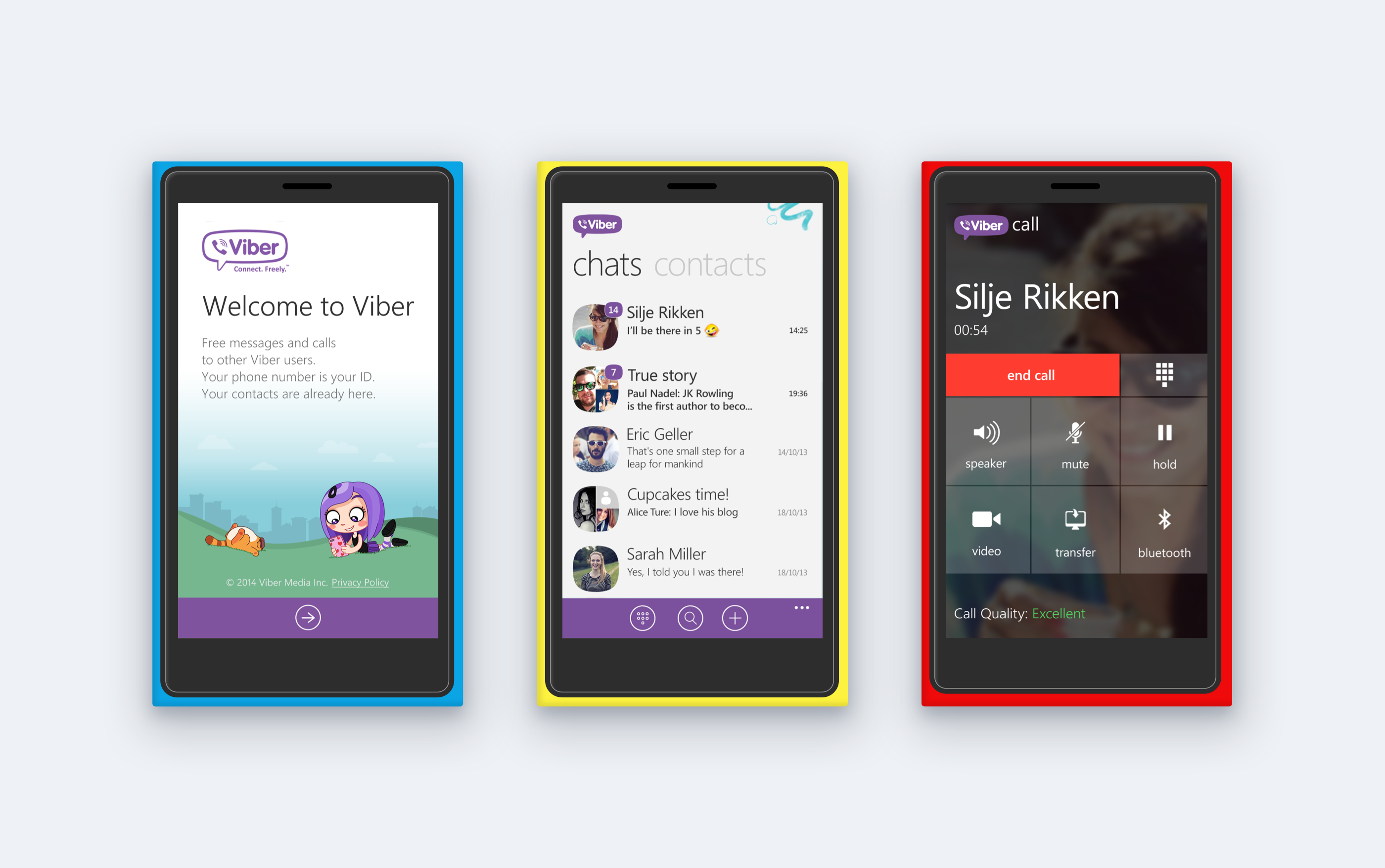 Viber for Windows Phone 8