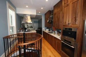 contemporary-galley-kitchen