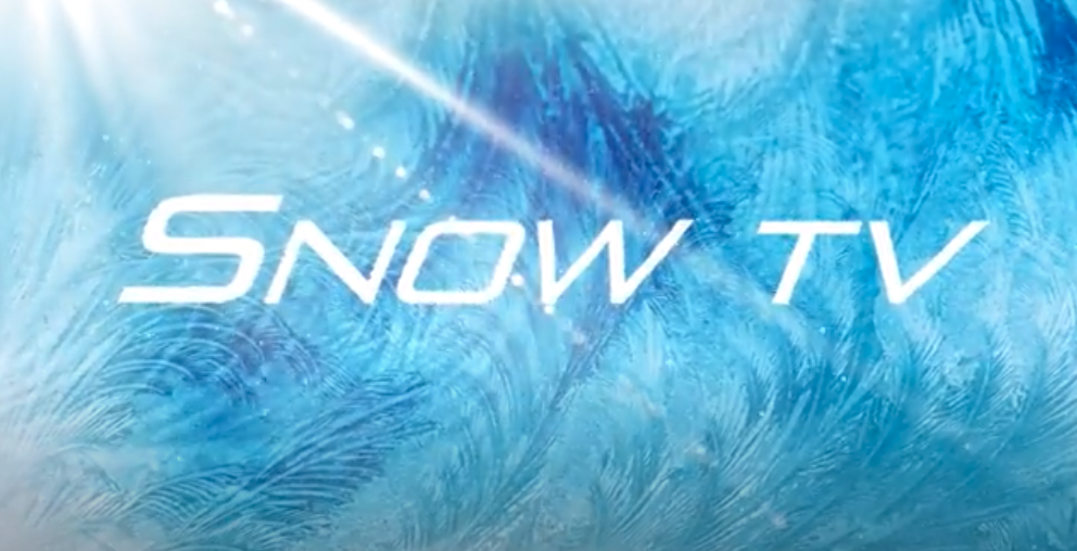 Snow TV is now live