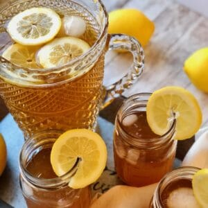Easy Old-Fashioned Iced Tea