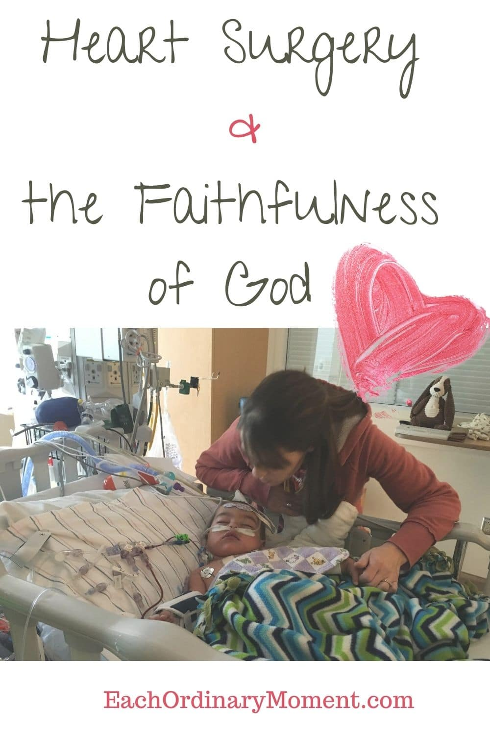 Heart Surgery and the Faithfulness of God